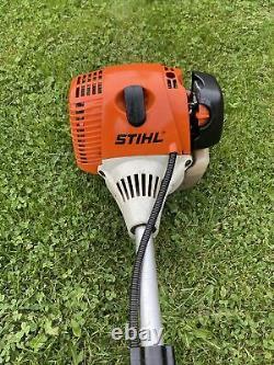 Stihl Fs90 Professional Strimmer, Poignée De Coupe-brosse Essence 4-mix