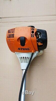 Stihl Fs 90 / Fs100 Professional Tondeuse À Gazon, Débroussailleuse 28.4cc Essence Engine 4mix