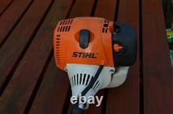 Stihl Km130r Kombi Engine Unit 4 MIX Engine Bon Ordre De Fonctionnement