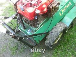 Tondeuse À Gazon Billy Goat Rough Cut Banks Field Brushcutter