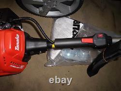 Trimmer Tanaka Tbc2390 23.9cc Petrol Brushcutter Poids Léger Trimmerrabtrak Ltd